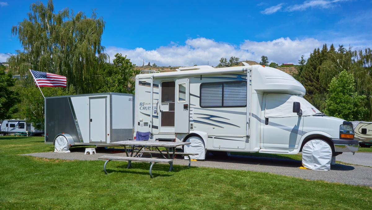 Lakeshore RV Park is a great choice in Chelan, WA
